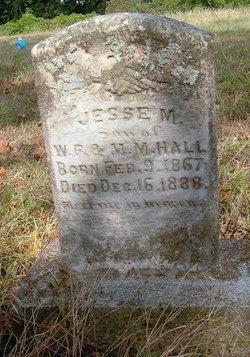 Jesse M. Hall