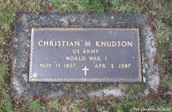 Christian M. Knudson