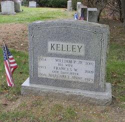 Frances W <I>McGonagle</I> Kelley