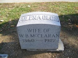Ailena Marietta <I>Olds</I> McClaran