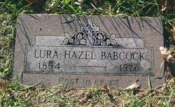 Lura Hazel Babcock