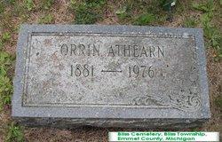 Orrin J Athearn