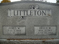 James W Littleton