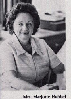 Marjorie S. Hubbel