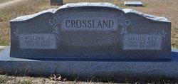 William James Crossland