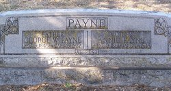 Annie L <I>Motheral</I> Payne