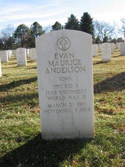 Evan Maurice Anderson