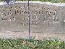 Ross Lynn Fredrickson