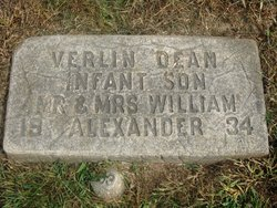 Verlin Dean Alexander