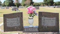 Maudie Mae <I>Fox</I> Blake