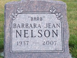 Barbara Jean <I>Bond</I> Nelson