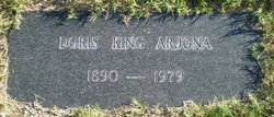 Doris <I>King</I> Arjona