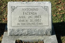 Antonio Facenda