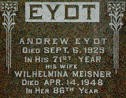 Wilhelmina <I>Meisner</I> Eydt