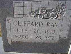 Cliffard Ray Taylor