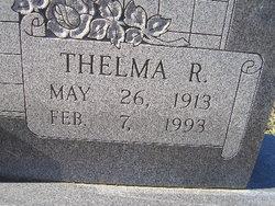 Thelma Ruth <I>Allen</I> Taylor