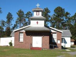 Saint Johns Missionary Baptist Church Cemetery