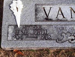 Elsie Jewel <I>Beaver</I> Vance