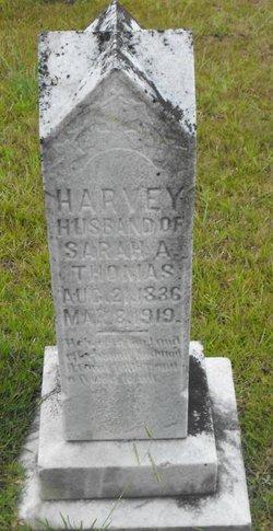 Harvey E Thomas