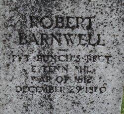 Robert Harper Barnwell