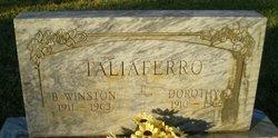 """Dorothy Lee """"Dot"""" <I>Dabney</I> Taliaferro"""