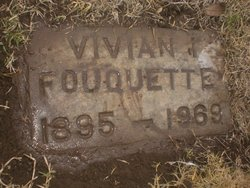 Vivian Ivadell <I>Vote</I> Fouquette
