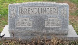 Myrtle Sara <I>Kelly</I> Brendlinger