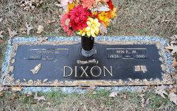 Benjamin Franklin Dixon, Jr