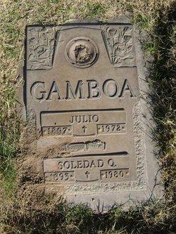 Soledad Q Gamboa