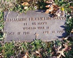 Benjamin Franklin Davis
