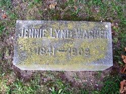 Jennie <I>Lynd</I> Warner