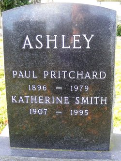 Katherine MacRae <I>Smith</I> Ashley