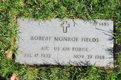 Robert Monroe Fields