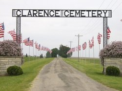 Clarence Cemetery