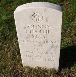 Johnny C Sills