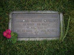 Carroll James Quiring