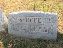 Albert E. Shrode