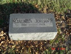 Juanita <I>Jordan</I> Johnston