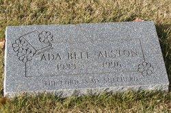 Ada Bell Alston