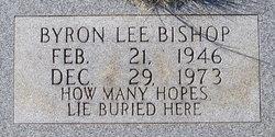 Byron Lee Bishop