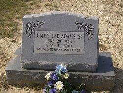 Jimmy Lee Adams, Sr