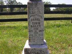 Daniel Edwin Bailey