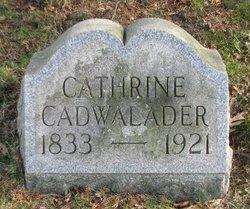 Cathrine <I>Richardson</I> Cadwalader