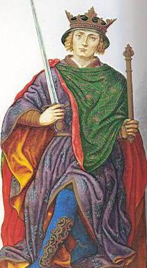 Enrique I de Castilla y Plantagenet