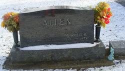 Harold B Allen