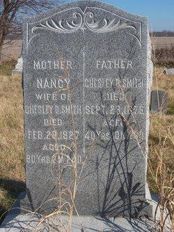 Nancy <I>Daniel</I> Smith