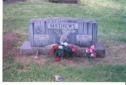Claude Mathews (1896-1983) - Find A Grave Memorial