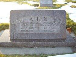 Moroni Hislop Allen