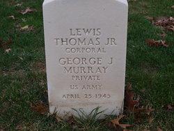 Corp Lewis Thomas Jr.