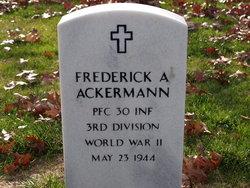 Frederick A Ackermann